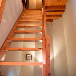 escaliers Appartement Dusina à Garós Vallée d'Aran