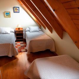 chambre triple Appartement Dusina