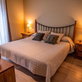 chambre double Hotel Pèira Blanca à Garós